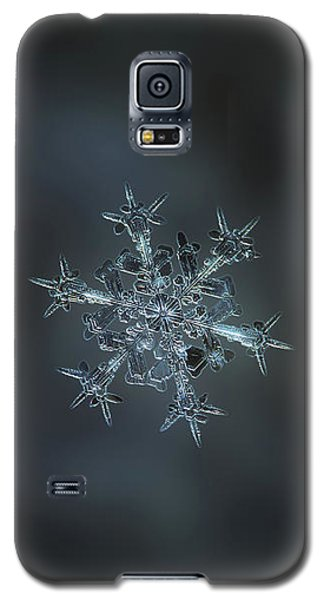 Snowflake Photo - Starlight II Galaxy S5 Case