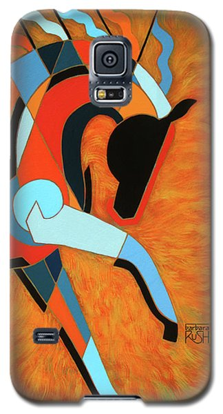 Sundancer Of The Fire I Galaxy S5 Case