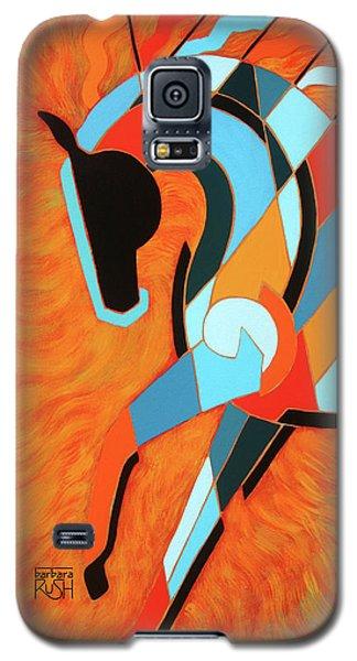 Sundancer Of The Fire II Galaxy S5 Case