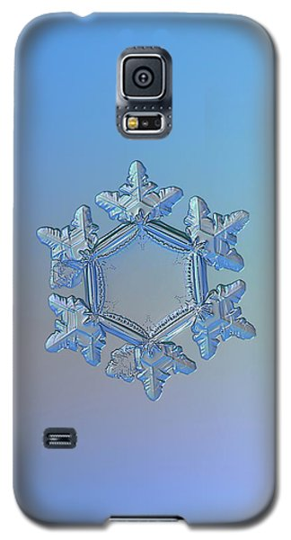 Snowflake Photo - Sunflower Galaxy S5 Case