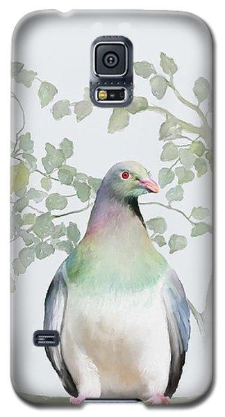 Wood Pigeon Galaxy S5 Case