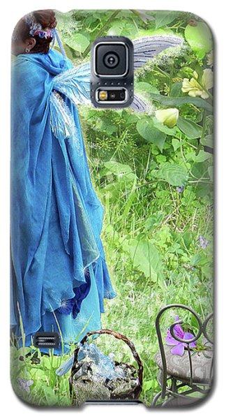 A Dragon Confides In A Fairy Galaxy S5 Case