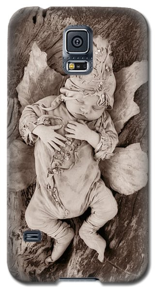 Fairy Galaxy S5 Case - Driftwood Fairy by Anne Geddes