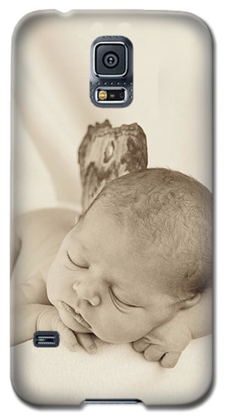 Fairy Galaxy S5 Case - Aimee As A Fairy by Anne Geddes