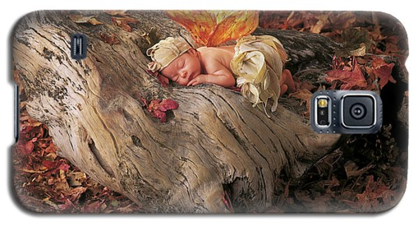 Fairy Galaxy S5 Case - Woodland Fairy by Anne Geddes
