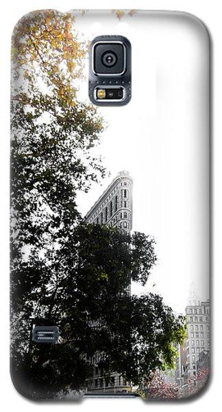 Times Square Galaxy S5 Case - Flatiron Autumn  by Nicklas Gustafsson