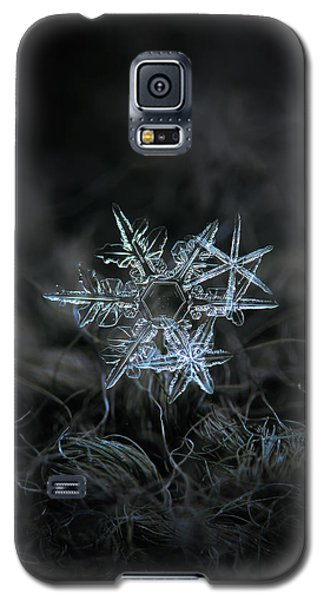 Snowflake Of 19 March 2013 Galaxy S5 Case