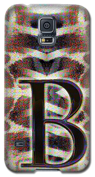 Monogram B Galaxy S5 Case