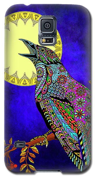 Electric Crow Galaxy S5 Case