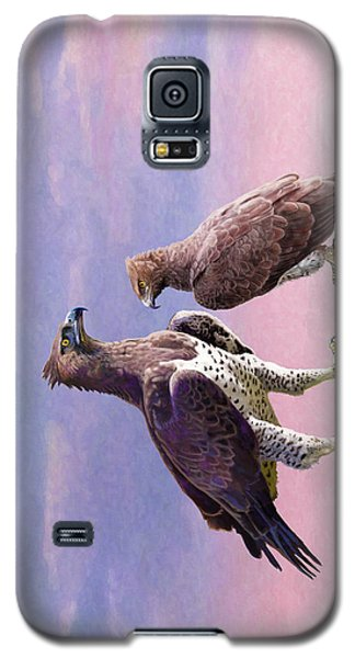 Martial Eagles Galaxy S5 Case by Anthony Mwangi