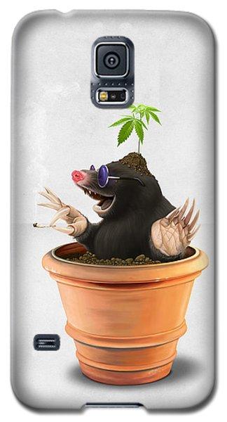 Pot Wordless Galaxy S5 Case