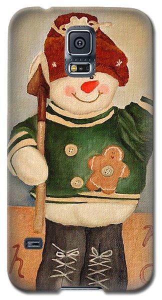 Snowman Junior Galaxy S5 Case