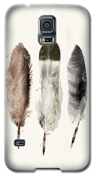 Native Feathers Galaxy S5 Case