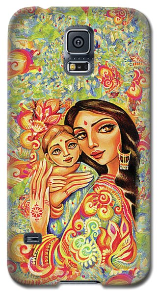 Goddess Blessing Galaxy S5 Case
