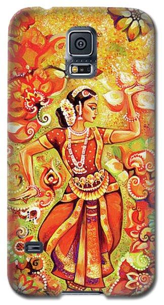 Ganges Flower Galaxy S5 Case