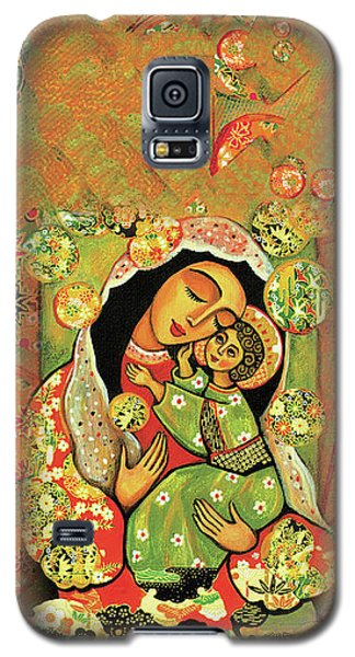 Madonna And Child Galaxy S5 Case