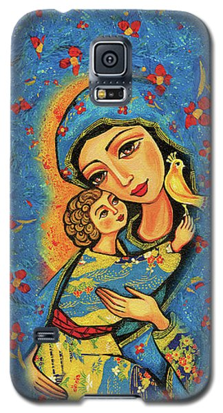 Mother Temple Galaxy S5 Case
