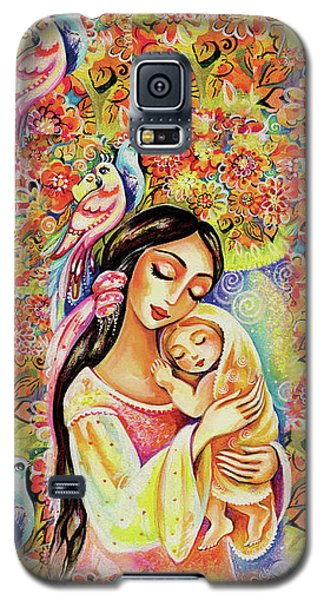 Little Angel Dreaming Galaxy S5 Case