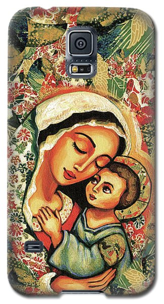 The Blessed Mother Galaxy S5 Case