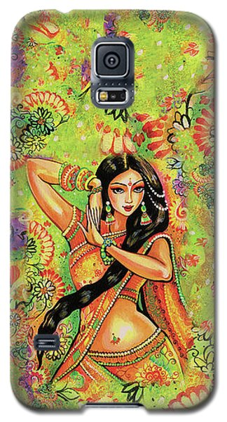 Dancing Nithya Galaxy S5 Case