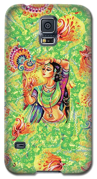 Galaxy S5 Case featuring the painting The Dance Of Tara by Eva Campbell