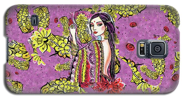 Soul Of India Galaxy S5 Case