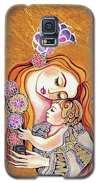 Little Angel Sleeping Galaxy S5 Case