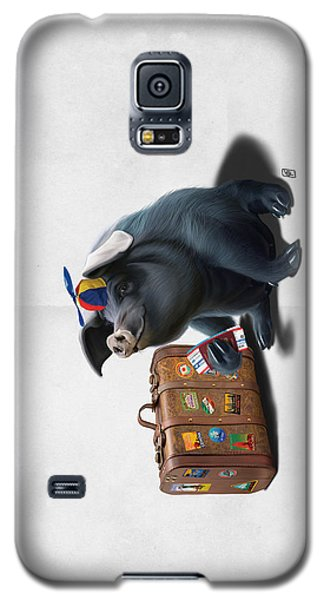 Might Wordless Galaxy S5 Case