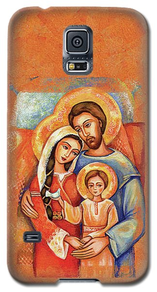 The Holy Family Galaxy S5 Case