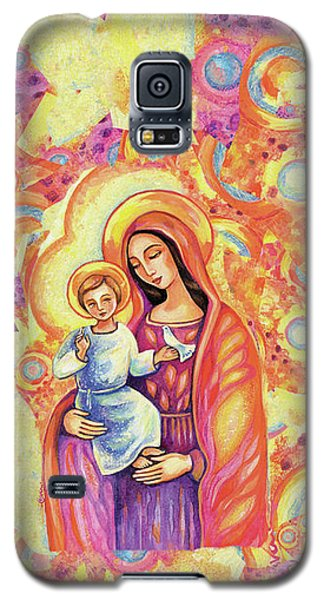 Blessing Of The Light Galaxy S5 Case