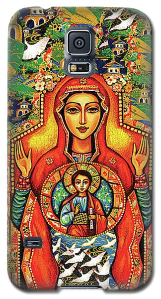 Our Lady Of The Sign Galaxy S5 Case