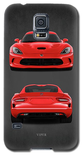 Viper Galaxy S5 Case by Mark Rogan