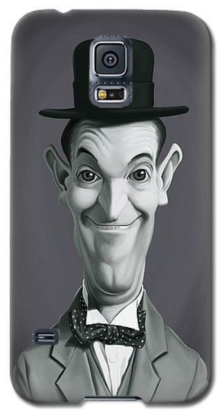 Celebrity Sunday - Stan Laurel Galaxy S5 Case