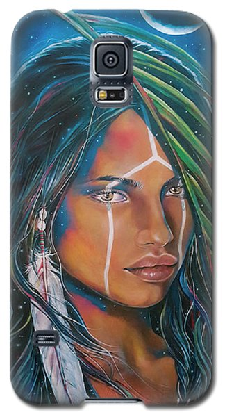 Shamanic Feelher Galaxy S5 Case