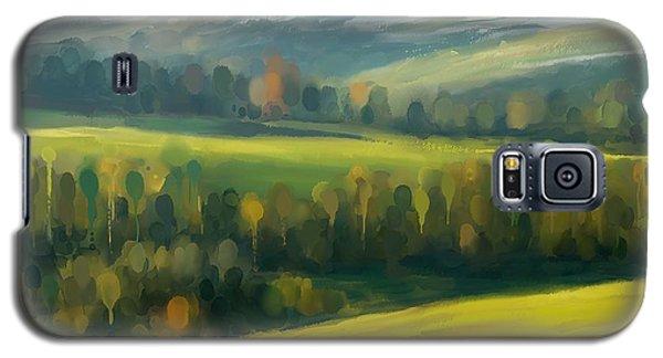 Rich Landscape Galaxy S5 Case