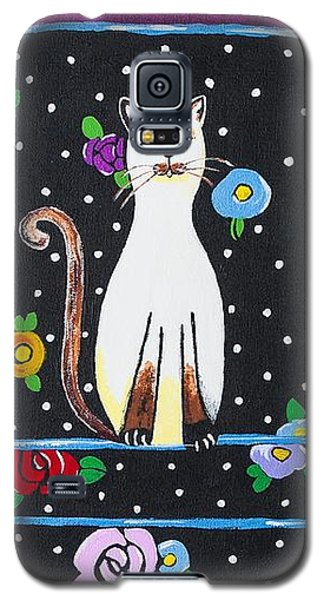 Cats Just Wanna Have Fun Galaxy S5 Case