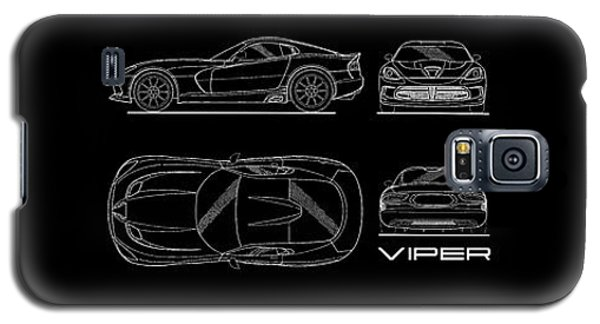 Viper Blueprint Galaxy S5 Case