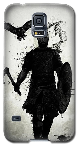 Raven Galaxy S5 Case - To Valhalla by Nicklas Gustafsson