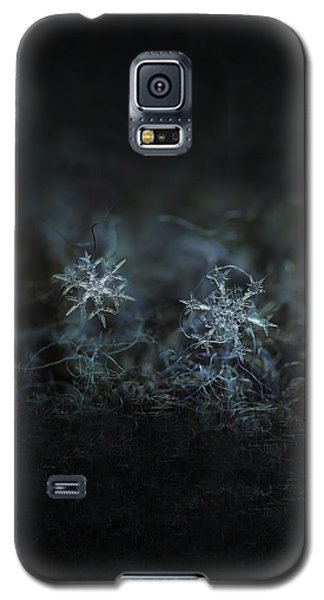 Snowflake Photo - When Winters Meets - 2 Galaxy S5 Case