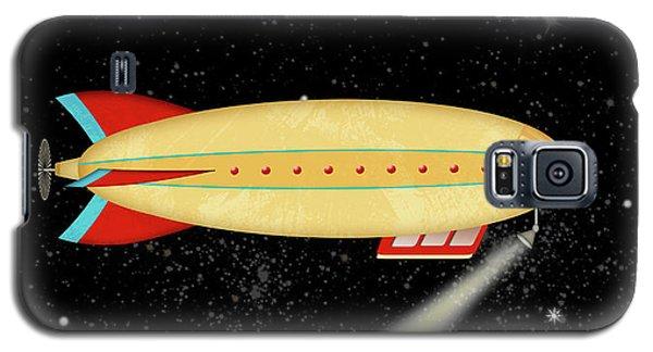 Z Is For Zeppelin Galaxy S5 Case