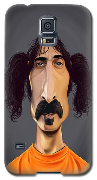 Celebrity Sunday - Frank Zappa Galaxy S5 Case