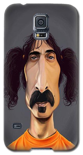Celebrity Sunday - Frank Zappa Galaxy S5 Case