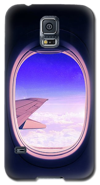 Airplane Galaxy S5 Case - Travel The World by Nicklas Gustafsson