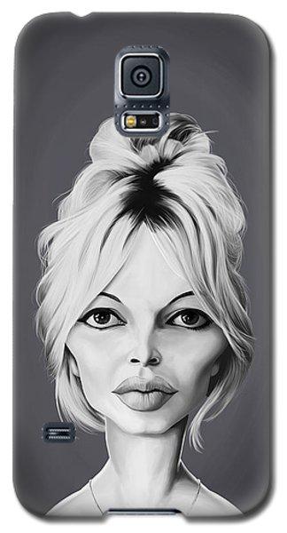 Celebrity Sunday - Brigitte Bardot Galaxy S5 Case