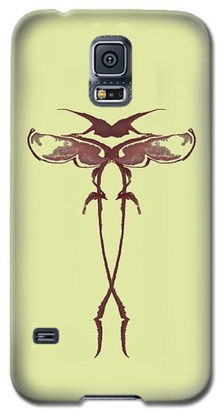 Zen Fly Specimen  Galaxy S5 Case