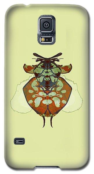 Hammerhead Ladybug Specimen Galaxy S5 Case