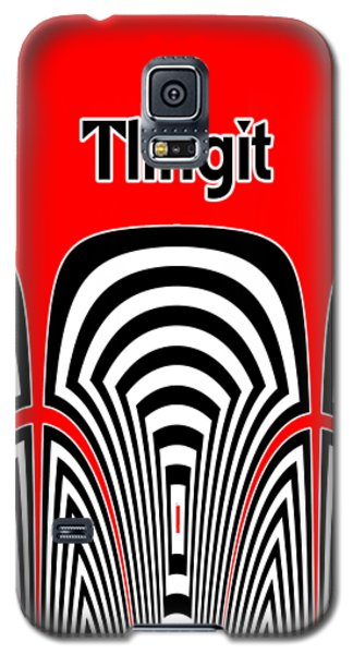 Tlingit Tribute Galaxy S5 Case