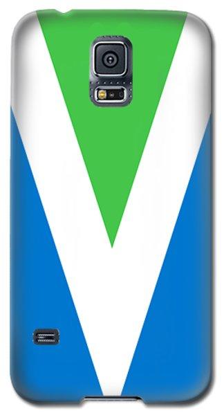 Official Vegan Flag Galaxy S5 Case