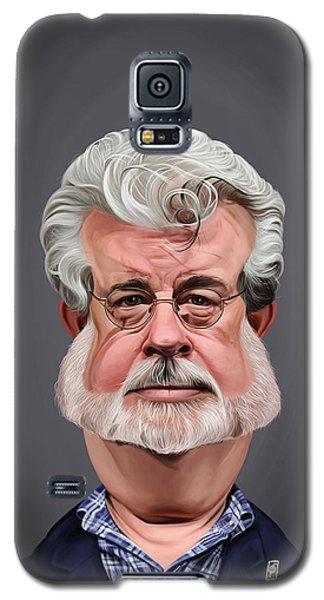 Celebrity Sunday - George Lucas Galaxy S5 Case