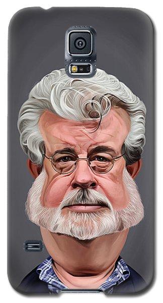 Celebrity Sunday - George Lucas Galaxy S5 Case